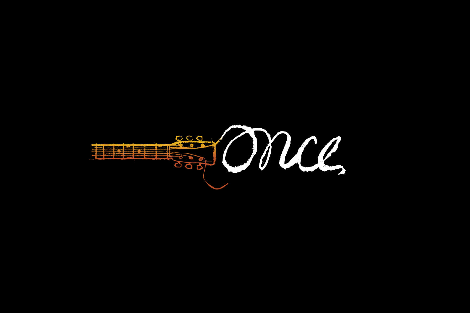 ONCE: The Musical - Theatrical Productions