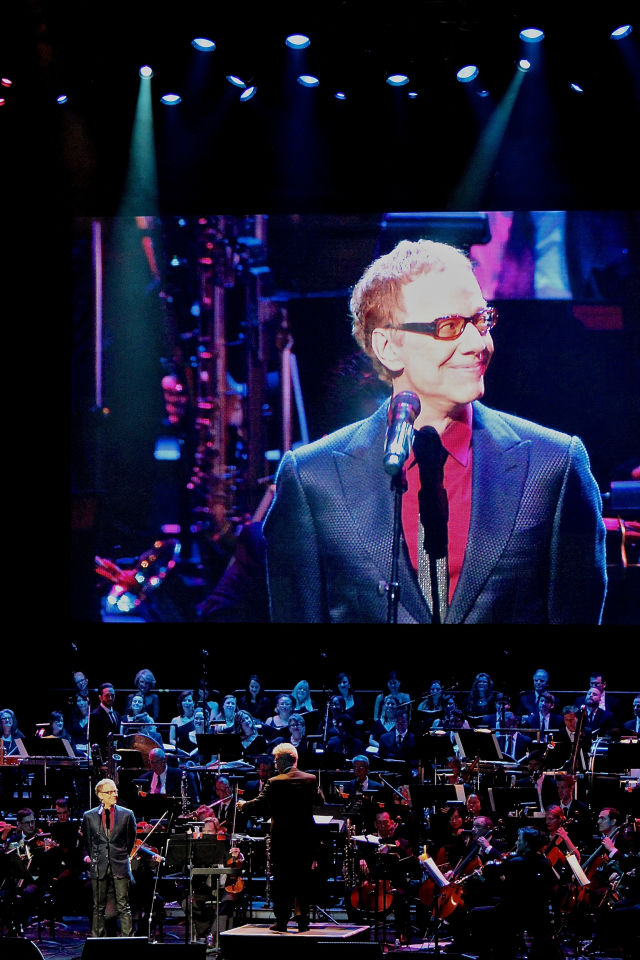 Danny Elfman's Music from the Films of Tim Burton | Nokia Theater November 2014, Photo Credit: Raymond Britt