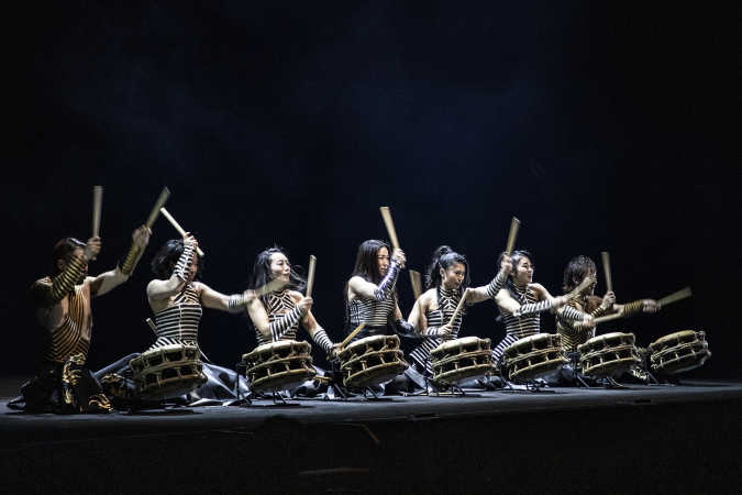 DRUM TAO 2020 Kicks Off 5th North America Tour