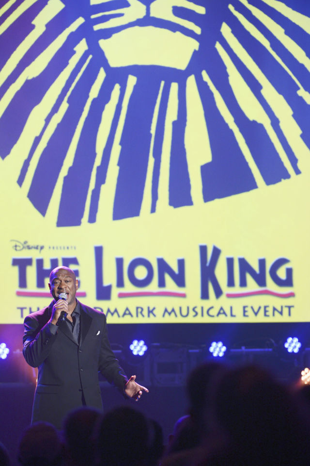Disney's Broadway Hits | Featuring Broadway Stars Live In Concert: Alton Fitzgerald White