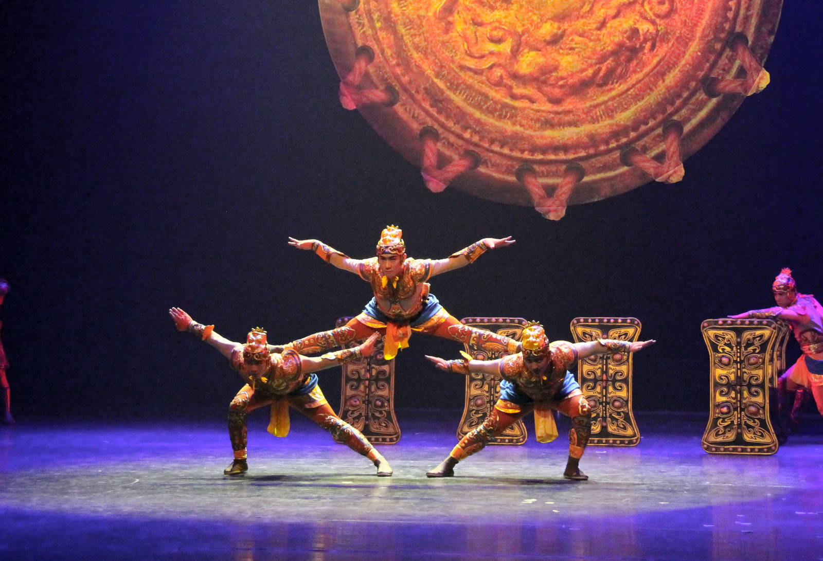 The Acrobats of Tianjin - Touring Productions and Events