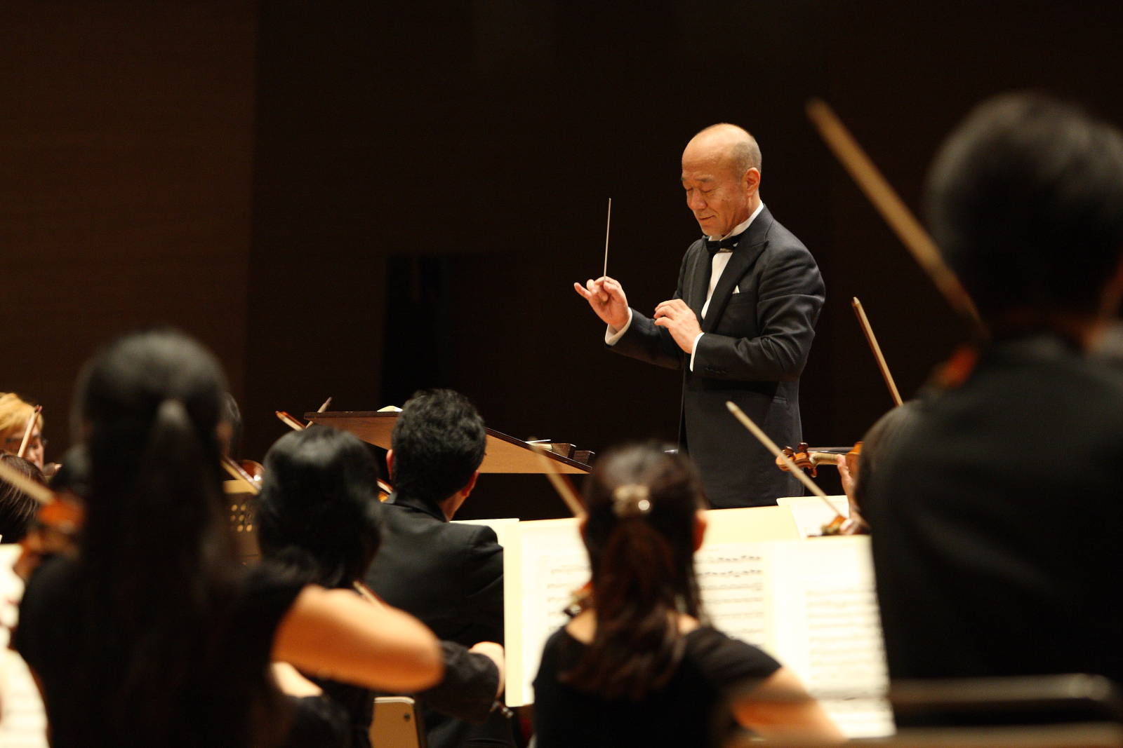 Joe Hisaishi - Conductors, Composer