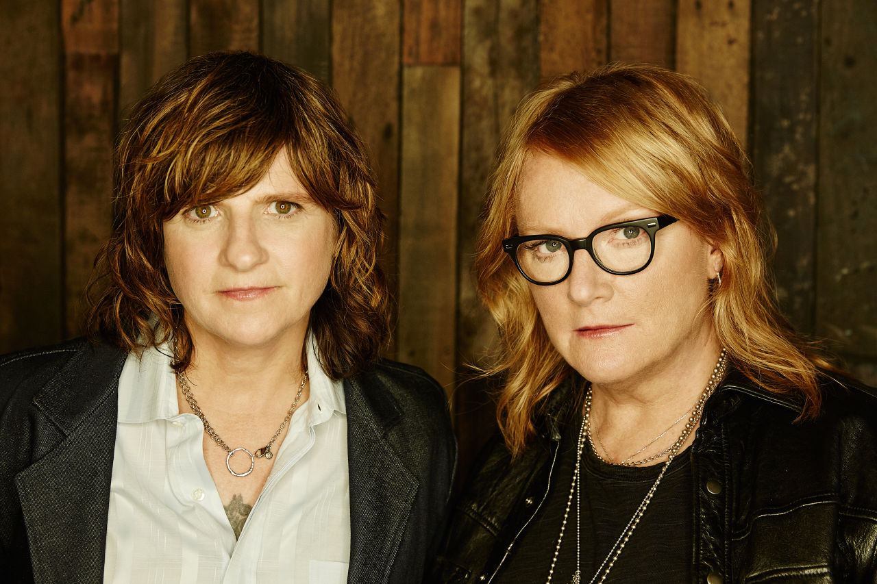 Indigo Girls | Photo Credit: Jeremy Cowart