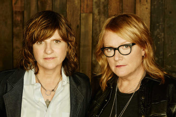 Indigo Girls Return to Atlanta Symphony With 2 Sold Out Performances