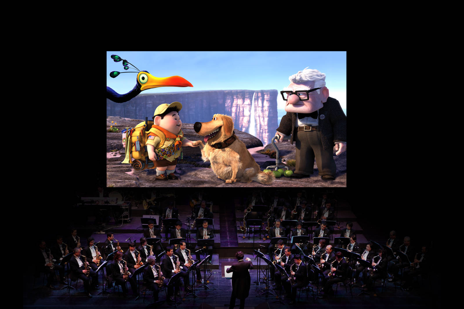 Disney Pixar Up In Concert - Live-To-Picture Concert Events