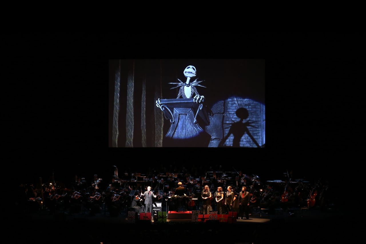 Tim Burton's The Nightmare Before Christmas In Concert Live to Film | World Premiere, Tokyo International Forum July 2015
