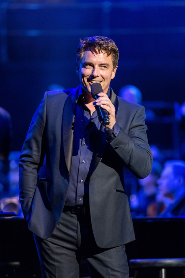 Disney's Broadway Hits | Featuring Stars Live in Concert: John Barrowman, Photo Credit: Manuel Harlan