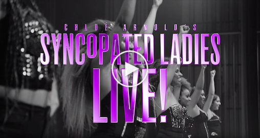 Syncopated Ladies reel