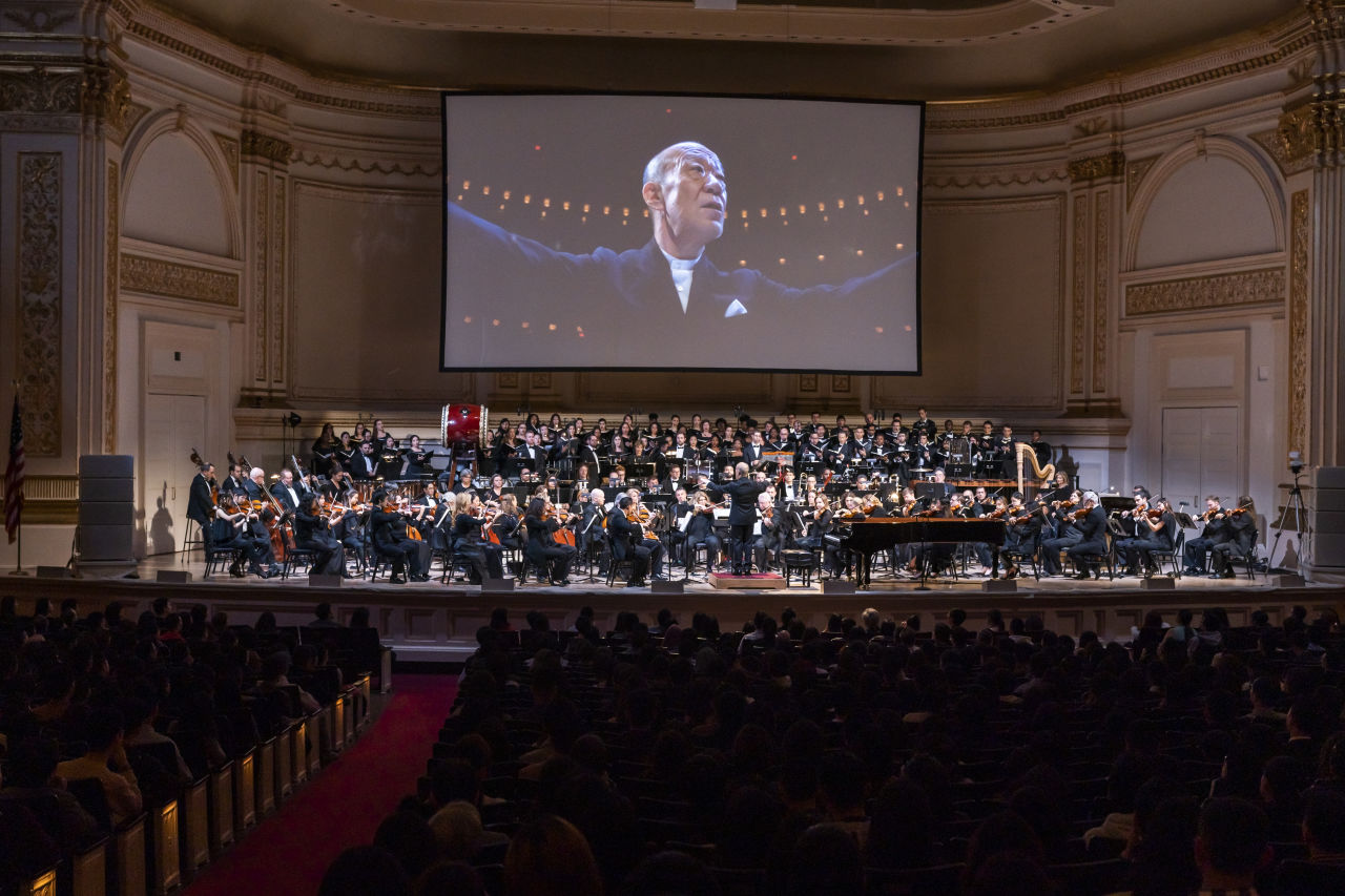 Joe Hisaishi | Carnegie Hall