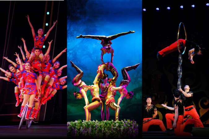 Cirque Mei Kicks Off Fall US Tour in Costa Mesa, CA