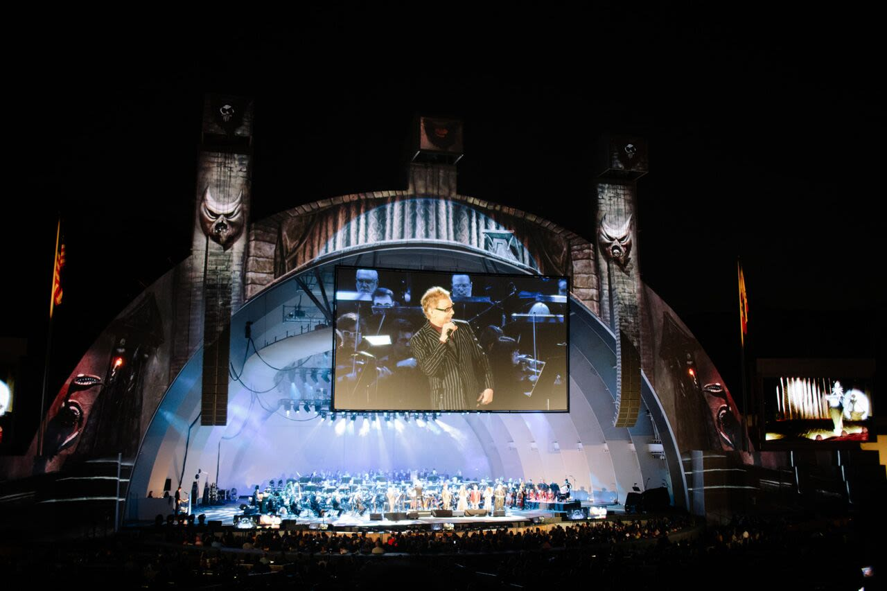 Tim Burton's The Nightmare Before Christmas In Concert Live to Film | Hollywood Bowl, October 2018