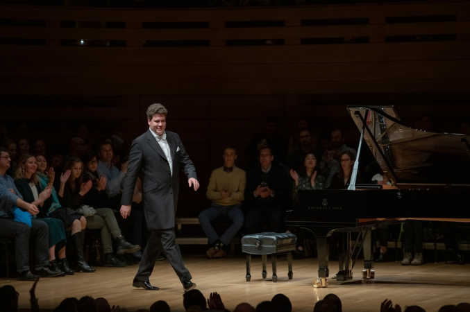 Denis Matsuev Triumphs on North American Tour