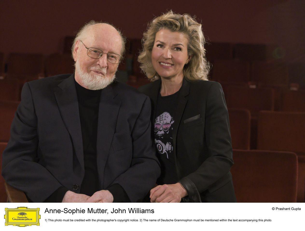 Anne-Sophie Mutter, John Williams