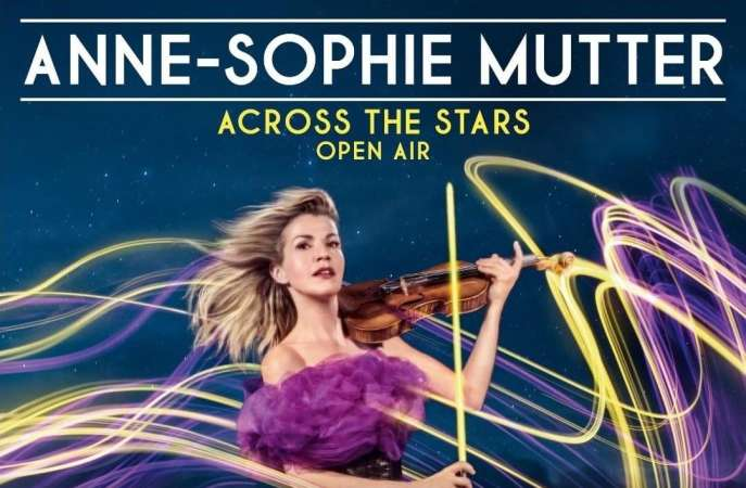 Anne-Sophie Mutter Open Air Concert, September 14th