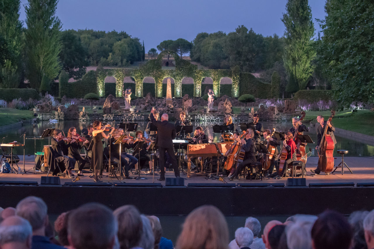 Festival Dans les Jardins de William Christie - Photo credit: Jay-Qin