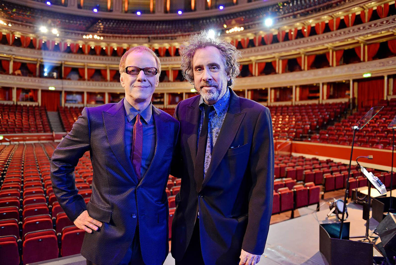 Danny Elfman's Music from the Films of Tim Burton - Live-To-Picture Concert Events