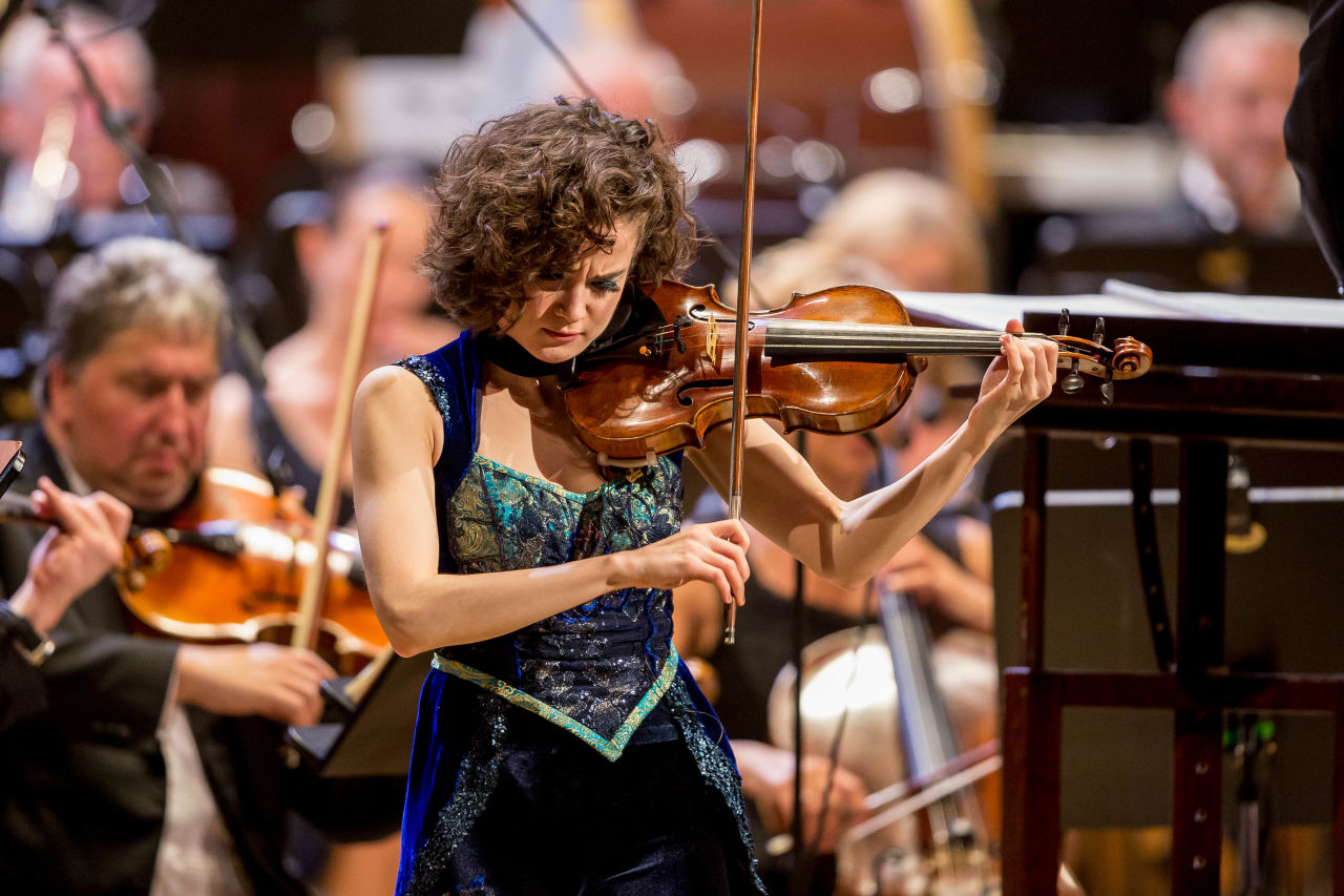 "Concerto for Violin and Orchestra ""Eleven Eleven"" composed by Danny Elfman 