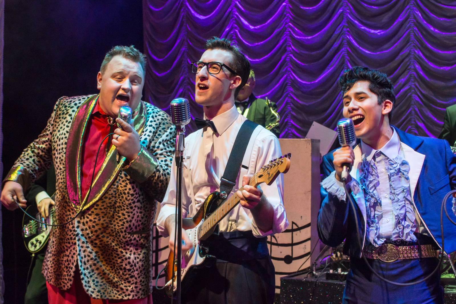 Buddy - The Buddy Holly Story - Theatrical Productions