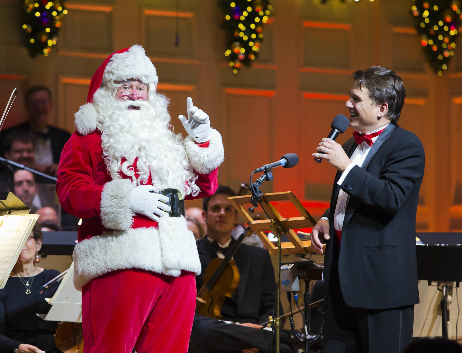 Boston Pops Esplanade Orchestra - Holiday Events
