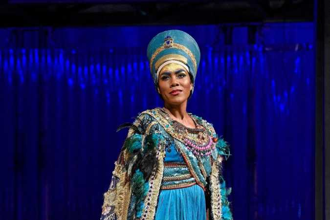 Premiering Sunday on PBS: Philip Glass's Akhnaten Featuring J'Nai Bridges