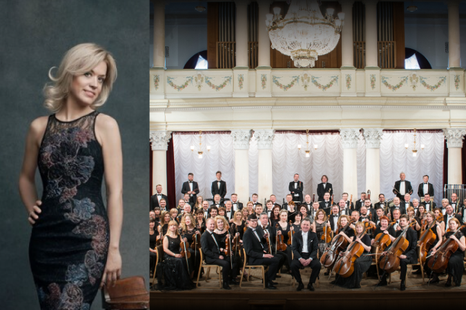 National Symphony Orchestra of Ukraine US Tour with Olga Kern