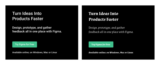 Typography — Learn with Figma