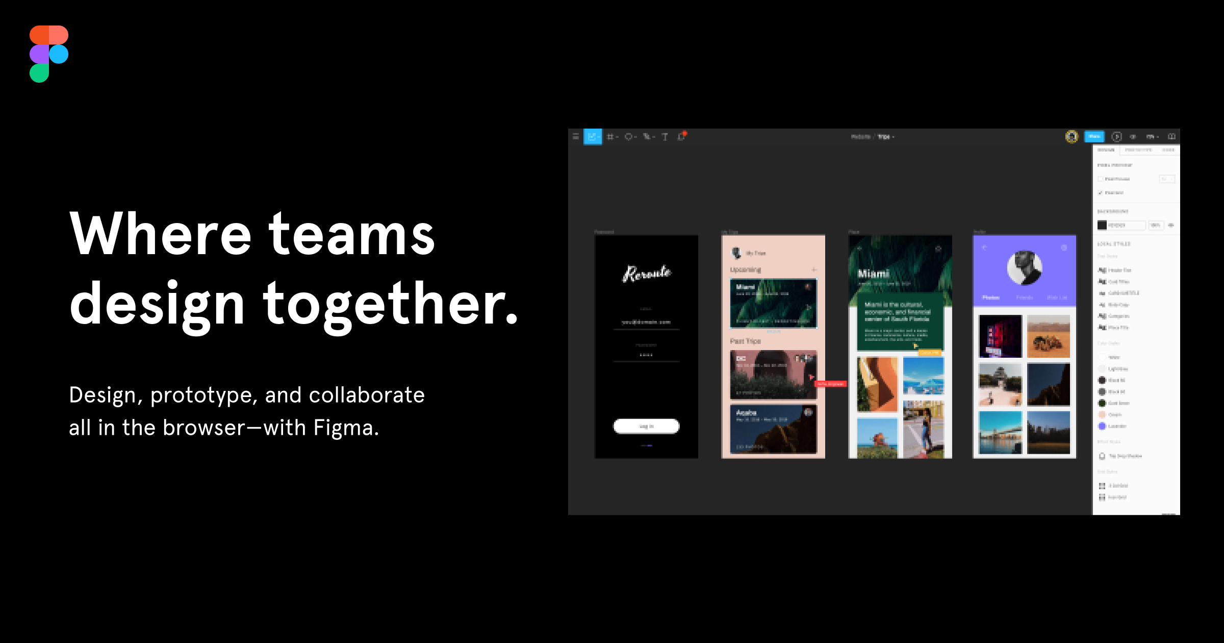 Figma: the collaborative interface design tool