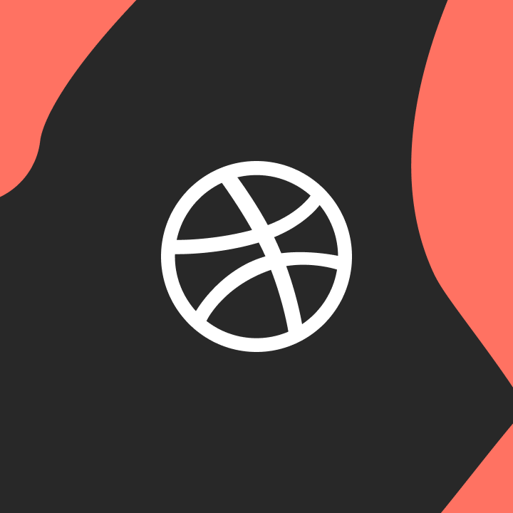 Dribbble customer tile
