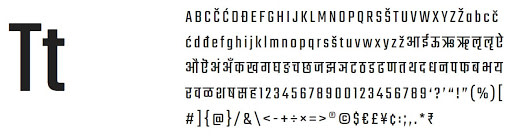 Ascender (typography) - What is it and how is it used?