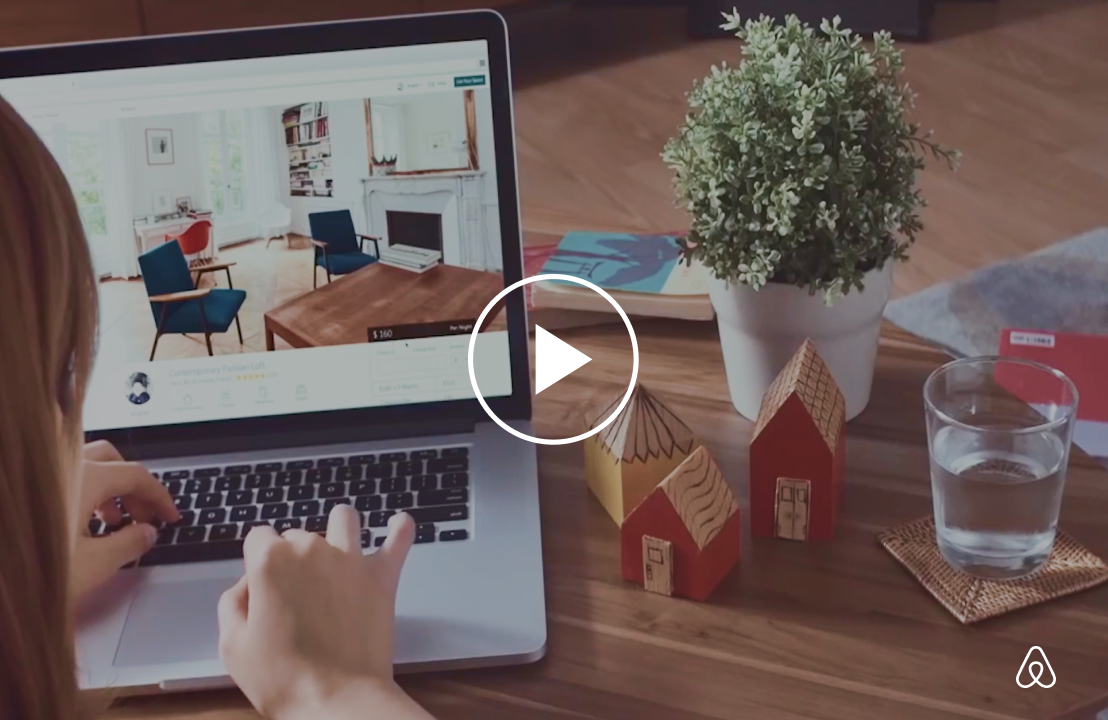 airbnb customer video cover