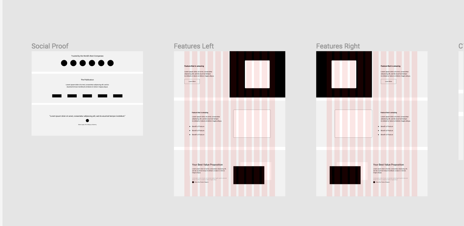 Wireframe Kit Embed