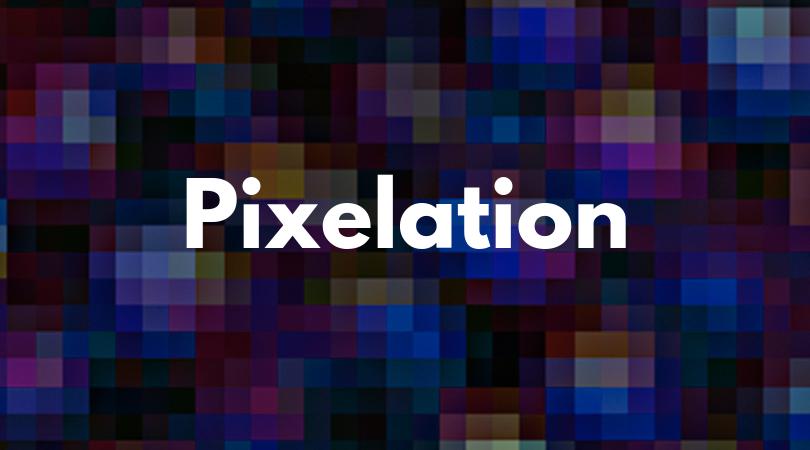 Image result for pixelation