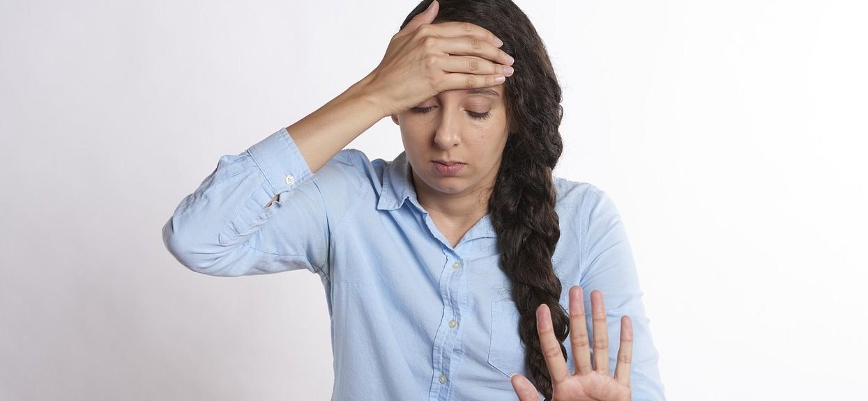 Ból głowy w trakcie ciąży