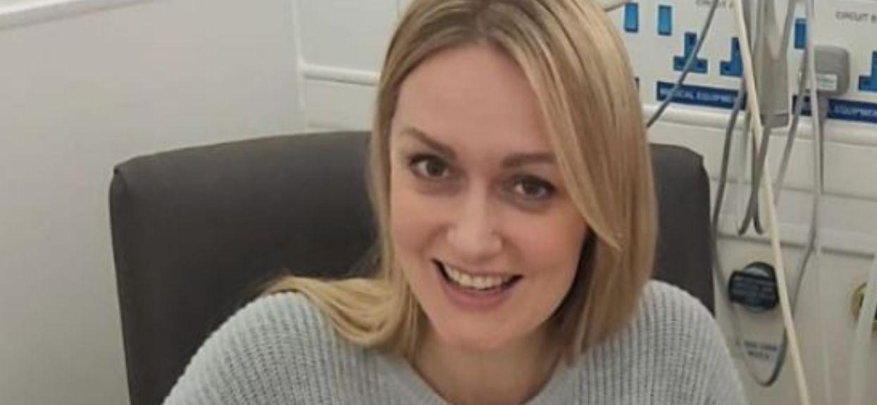 Brytyjka będąc w ciąży po 3 tygodniach zaszła w kolejną ciążę
