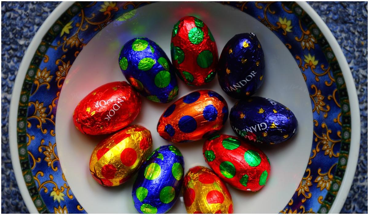 Jajeczka wielkanocne mogą być niebezpieczne