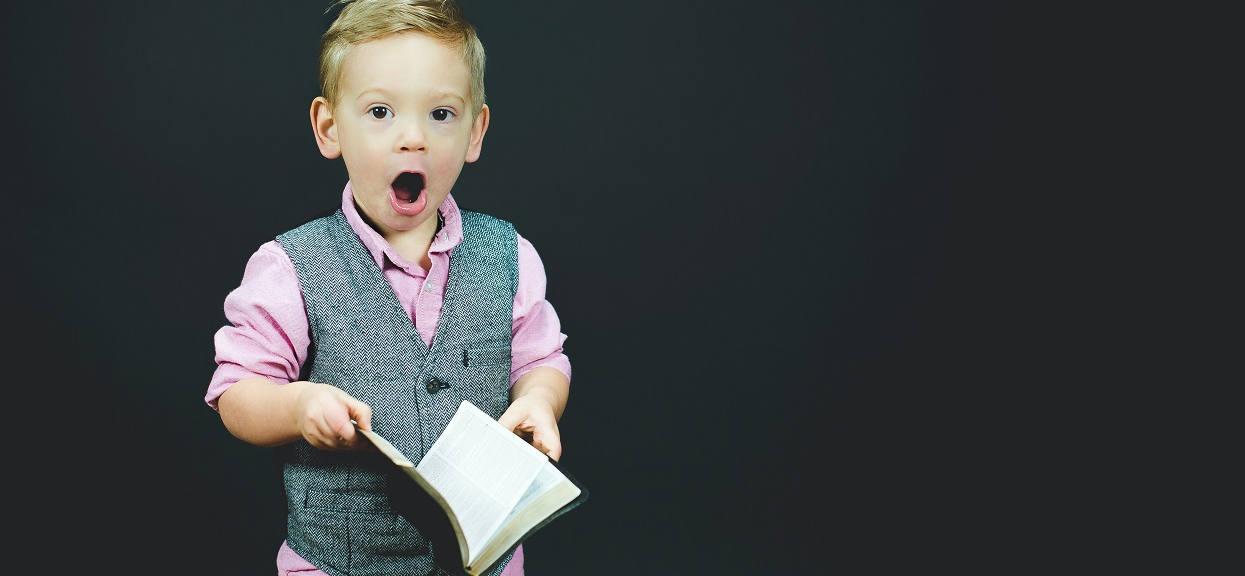 Dziecko: nauka mówienia