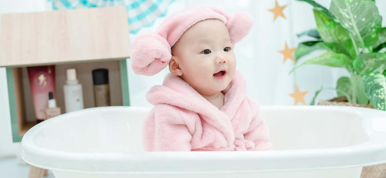 Dziecko kąpiel