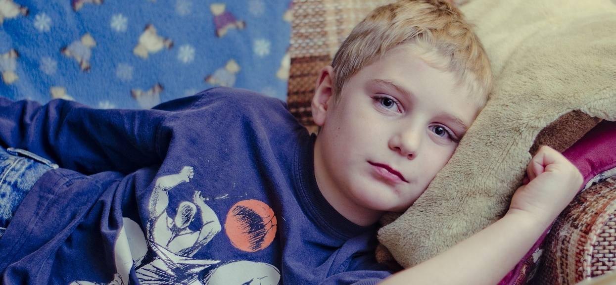 Dzieci: babciny syrop na odporność