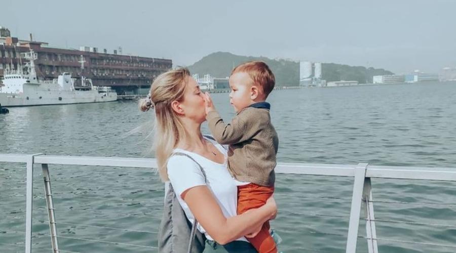 Magda na Tajwanie