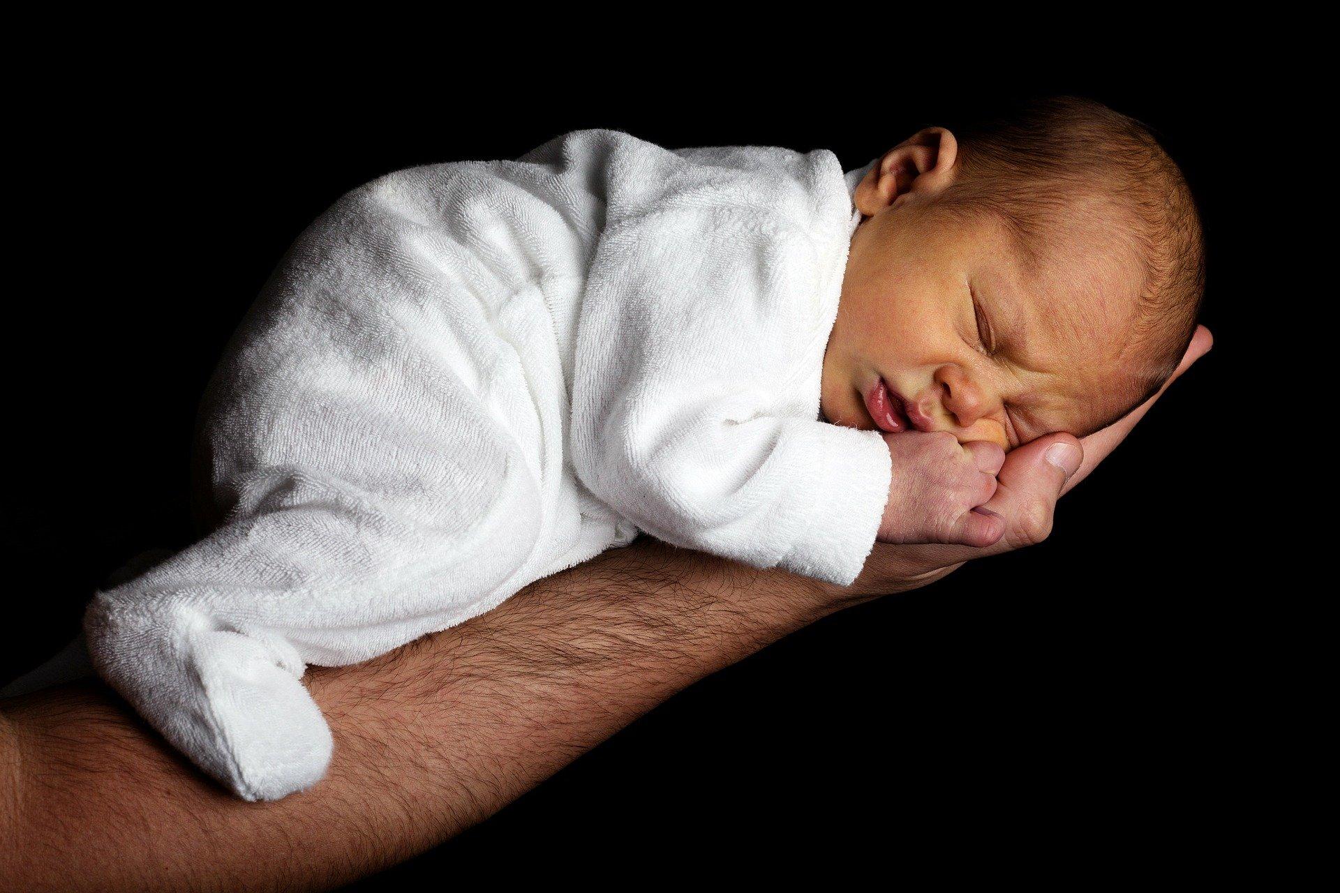 Zatwardzenie u niemowlaka