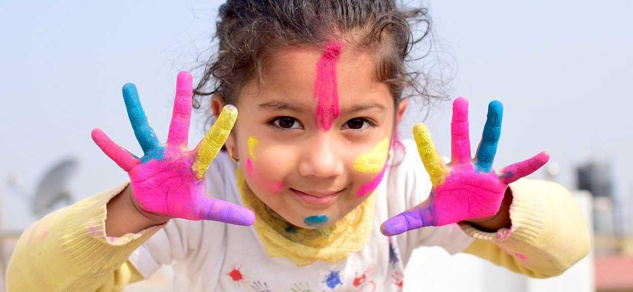Dziecko: eksperyment jako zabawa