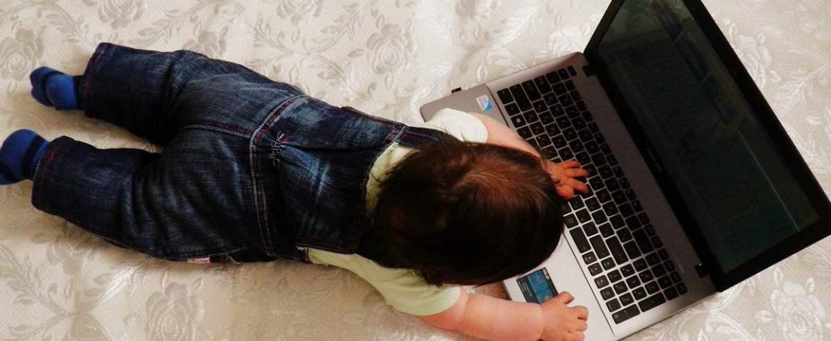 Dziecko: bezpieczeństwo w sieci
