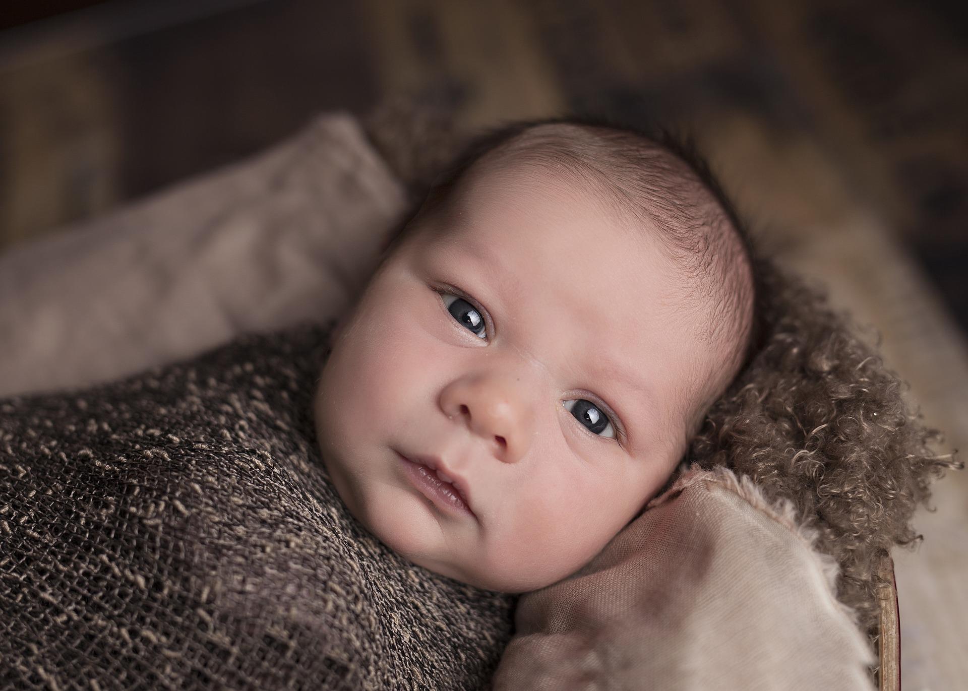 Kolor oczu dziecka