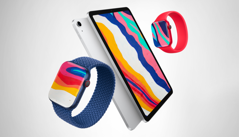 Apple Watches & iPads Main Header Image
