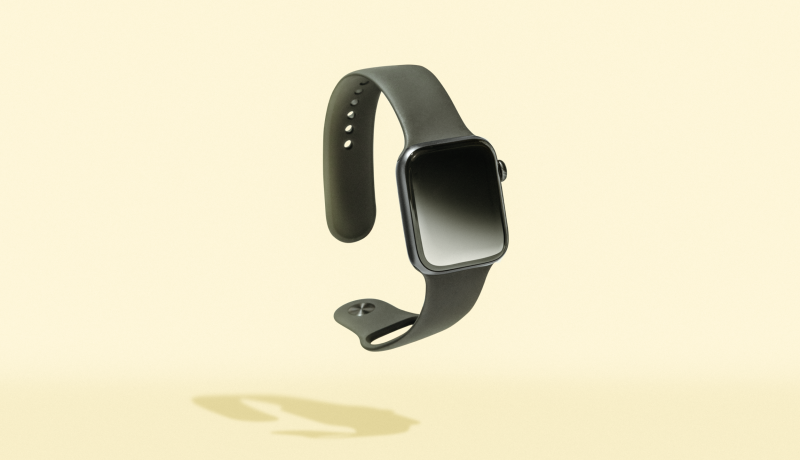 Wearables landing page image