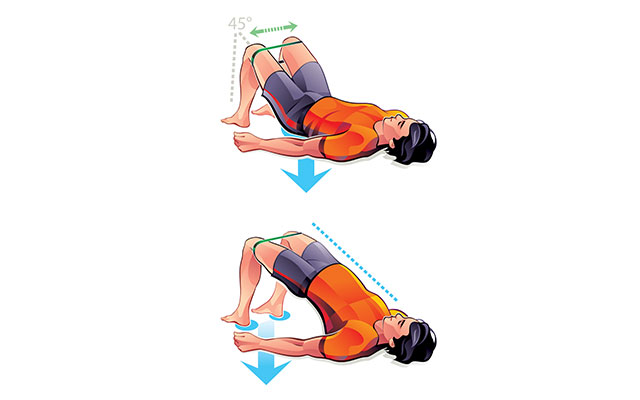Banded-Glute-Bridge