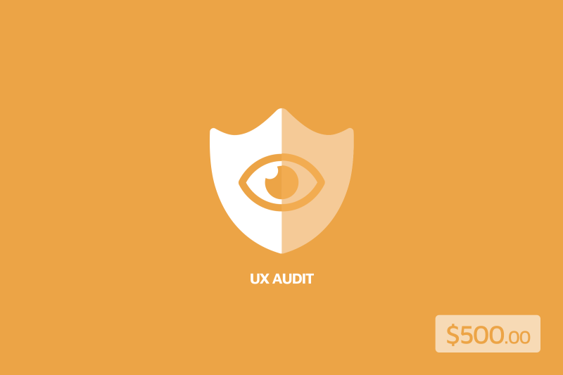 UX Audit logo
