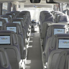 Avanza Multimedia interior bus picture
