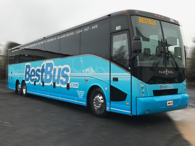 New Bestbus Buses