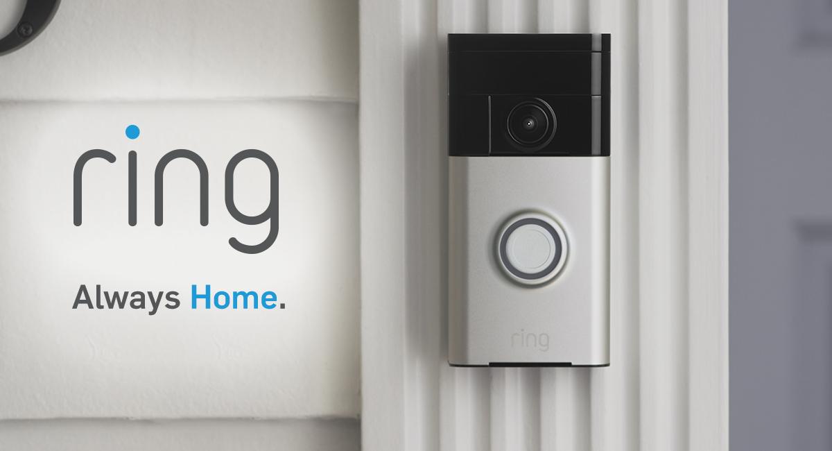 Ring's digitalized doorbell